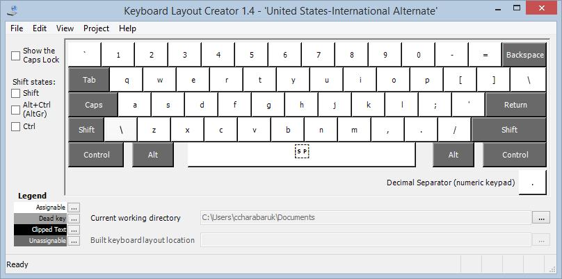 An alternate US-International keyboard layout - Code For Life
