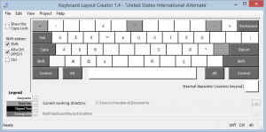 US-International Alternate Shifted Composed Keys